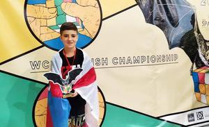 El ponferradino Héctor Haro se proclama campeón de España de cubo de Rubick