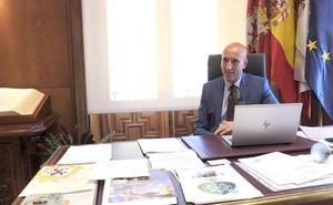 Diez: «100 días es poco tiempo pero en León ya se perfila una nueva forma de gobernar basada en la voluntad y la capacidad de gestión»