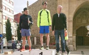 Miguel Ángel Rabanal y Joana Filipa Pereira, campeones de la Media Maratón 'Ruta de la Plata'