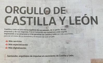 UPL pide al Banco Santander que rectifique por utilizar el término «castellanoleonés»