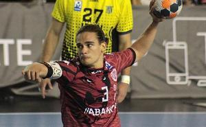 Mario López considera el duelo ante Logroño como «una final» para la Copa Asobal