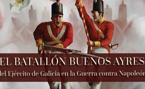 Horacio Vázquez desvela en Astorga la intervención del Batallón Buenos Aires en el segundo Sitio de la ciudad