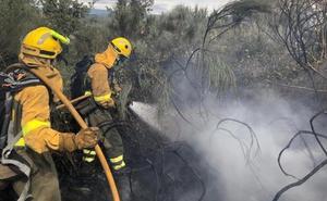 Medio Ambiente rebaja el riesgo de incendios forestales a peligro bajo y suaviza las limitaciones al uso del fuego