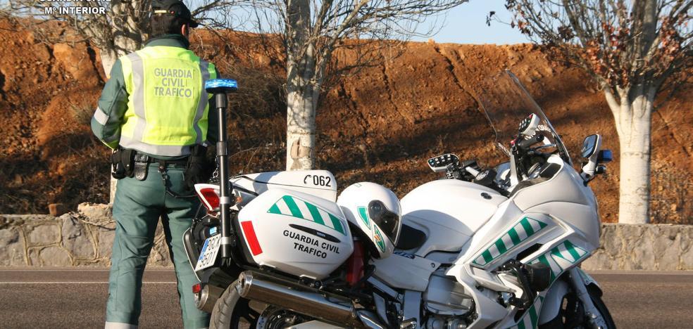 Cazan a un conductor en la AP-71 en Hospital de Órbigo a 210 km/h y da positivo en alcohol y drogas