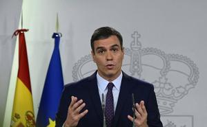 Sánchez garantiza el «íntegro» cumplimiento de la sentencia y llama a restaurar la convivencia