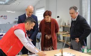 León aplaude la idea de crear un 'coto tecnológico' infantil y sacar punta al sector de la innovación