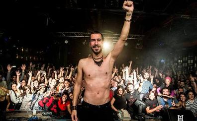 El rock urbano regresa a la capital leonesa de la mano de Poncko K