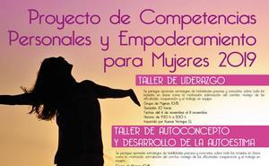 El Ayuntamiento de León desarrollará cuatro talleres gratuitos para fomentar el empoderamiento femenino
