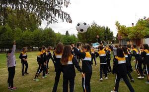 El Colegio Santa Teresa vive sus fiestas con una jornada de convivencia