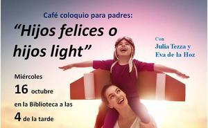 Los niños light, a debate en Peñacorada