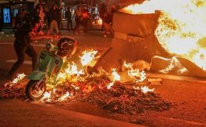 Sánchez convoca por separado a Casado, Rivera e Iglesias tras los disturbios en Cataluña