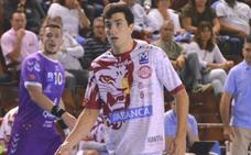 La lesión de Martínez Camí se queda en susto: no sufre lesiones en la rodilla y podría jugar el viernes