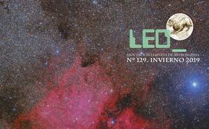 La Asociación Leonesa de Astronomía presenta el número 129 de su revista 'Leo'