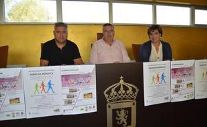 Solidaridad y deporte, de la mano en Sariegos