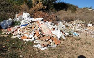 Cs critica la falta de actuación frente a los vertederos ilegales en San Andrés del Rabanedo