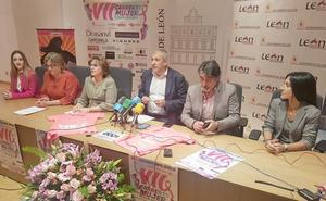 La «energía positiva» de miles de mujeres devolverá el rosa a las calles de León