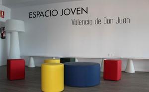 El Espacio Joven de Valencia de Don Juan vuelve a su actividad este viernes