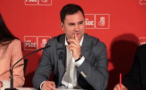 Cendón insiste en que el PSOE cumple con las comarcas mineras «abandonadas por el PP»