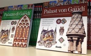 Las audioguías y guías visuales del Palacio de Gaudí, disponibles ya en italiano y alemán