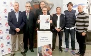 La Cultural se propone ayudar a Marco con 'tapones solidarios'