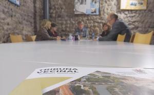 Cs León se reúne con la Federación de Asociaciones de Vecinos para recoger sus preocupaciones y sugerencias