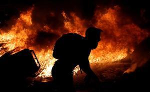 El Gobierno promete garantizar la seguridad en Cataluña ante la violencia «coordinada»