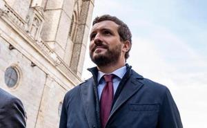 Sánchez se reunirá este miércoles con Casado, Rivera e Iglesias por los disturbios en Cataluña