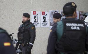 La Guardia Civil suspende los permisos y vacaciones de los agentes del GRS de León hasta noviembre