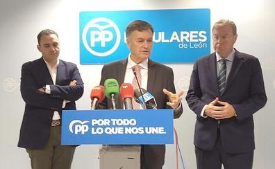 El PP presenta una candidatura «reforzada y ganadora» para recuperar los dos diputados en León y los tres senadores