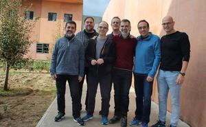 Los nueve condenados del 'procés' reclaman el fin de la violencia en las protestas callejeras
