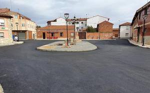 El Ayuntamiento de Villaquilambre invierte casi 200.000 euros en la plaza Francisco Roa