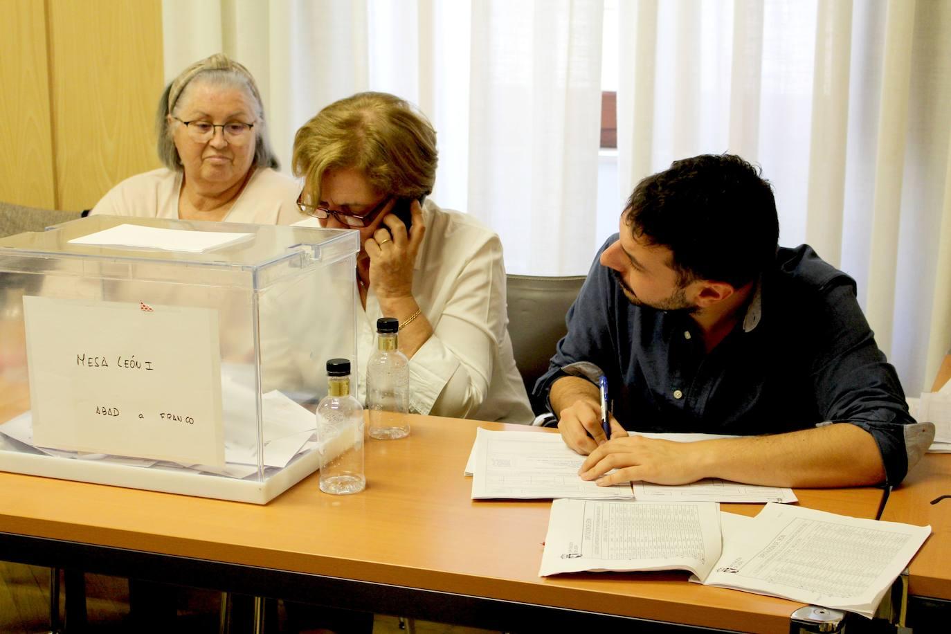 Elecciones sindicales en la Diputación de León