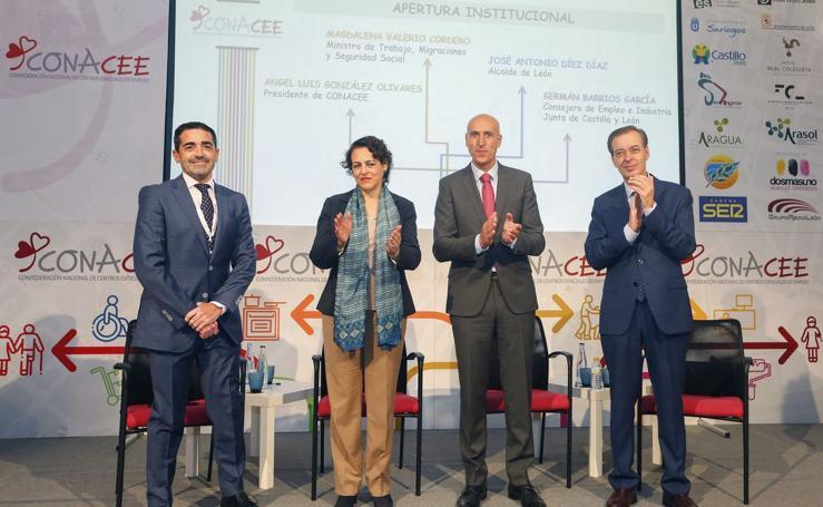 XVII Congreso Nacional de Centros Especiales de Empleo en León