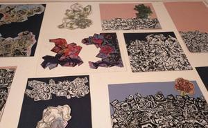 El centro leonés de arte del ILC acoge una exposición del pintor leonés Nicolás Roa