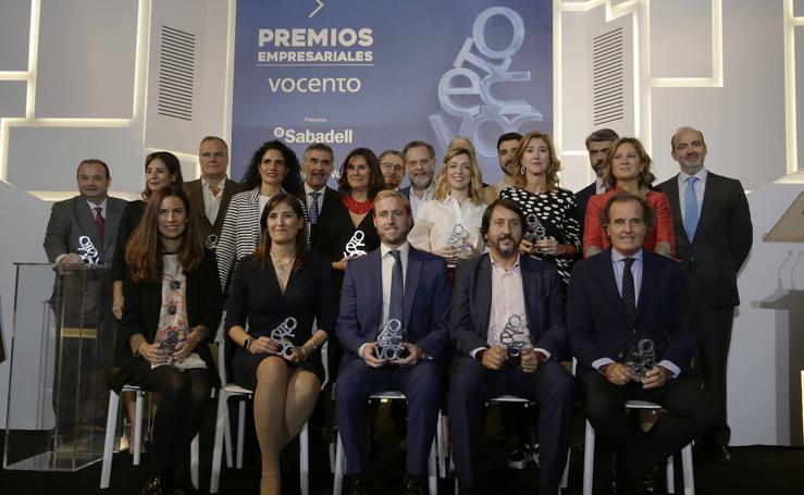Premios Emprendedores, en imágenes