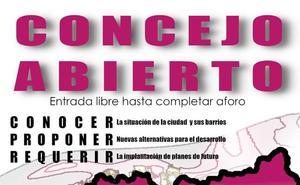 UPL celebra Concejo Abierto en la ciudad de León