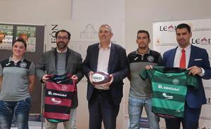 Más de 600 niños acudirán a la concentración de canteras de rugby de León
