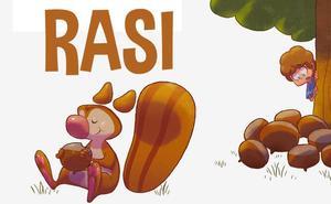 Rasi, la ardilla preferida de los niños, vistará este viernes El Corte Inglés de León