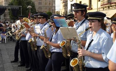 La Banda Municipal de Música de León ofrece un concierto este viernes en el Auditorio