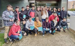 El Colegio La Asunción visita el edificio del Ente Regional de la Energía