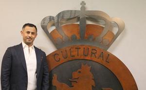 Mohd Khalifa M.F. Al Suwadi, nuevo presidente de la Cultural y Deportiva Leonesa