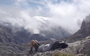 El espectacular vídeo de los Picos de Europa de un joven estadounidense