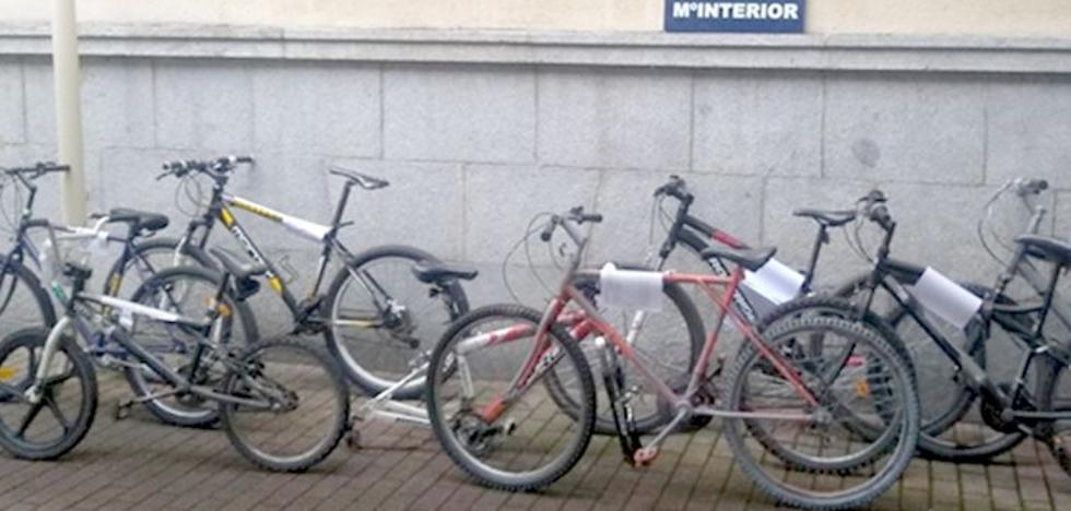 Cae en León 'la banda de la bicicleta', sospechosa de cometer múltiples robos de bicis en la capital