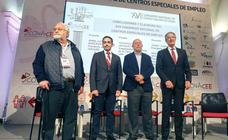 Francisco Igea clausura del XVII Congreso Nacional de Centros Especiales de Empleo