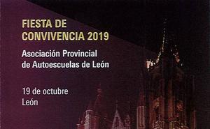 Las Autoescuelas de León celebran este sábado su fiesta de convivencia anual