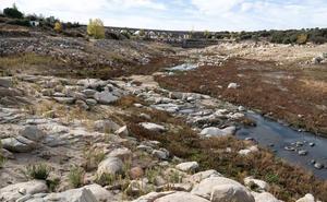 Castilla y León registra su quinto peor año hidrológico del siglo, con Ávila a la cabeza