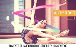 La gimnasta Sara Llana llevará el mensaje de igualdad al IES Ramiro II de La Robla