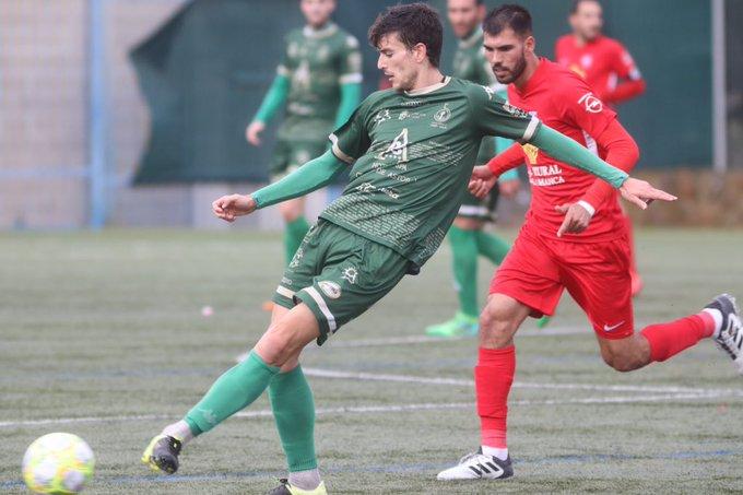 Imágenes del Santa Marta-Atlético Astorga