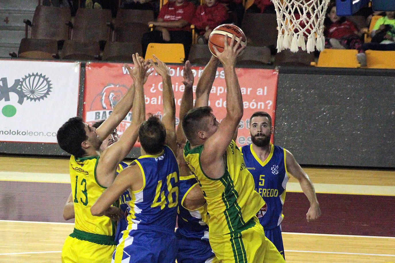 Duelo de necesidades para el Basket León