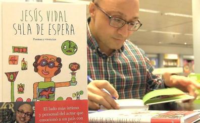 Jesús Vidal muestra a sus paisanos su lado más íntimo en 'S4ala de espera'